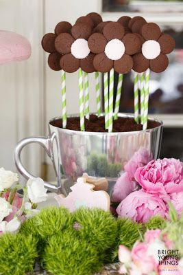 """""""High Tea with the Mad Hatter"""" Styled by Bright Young Things - Culinary Event Makers"""
