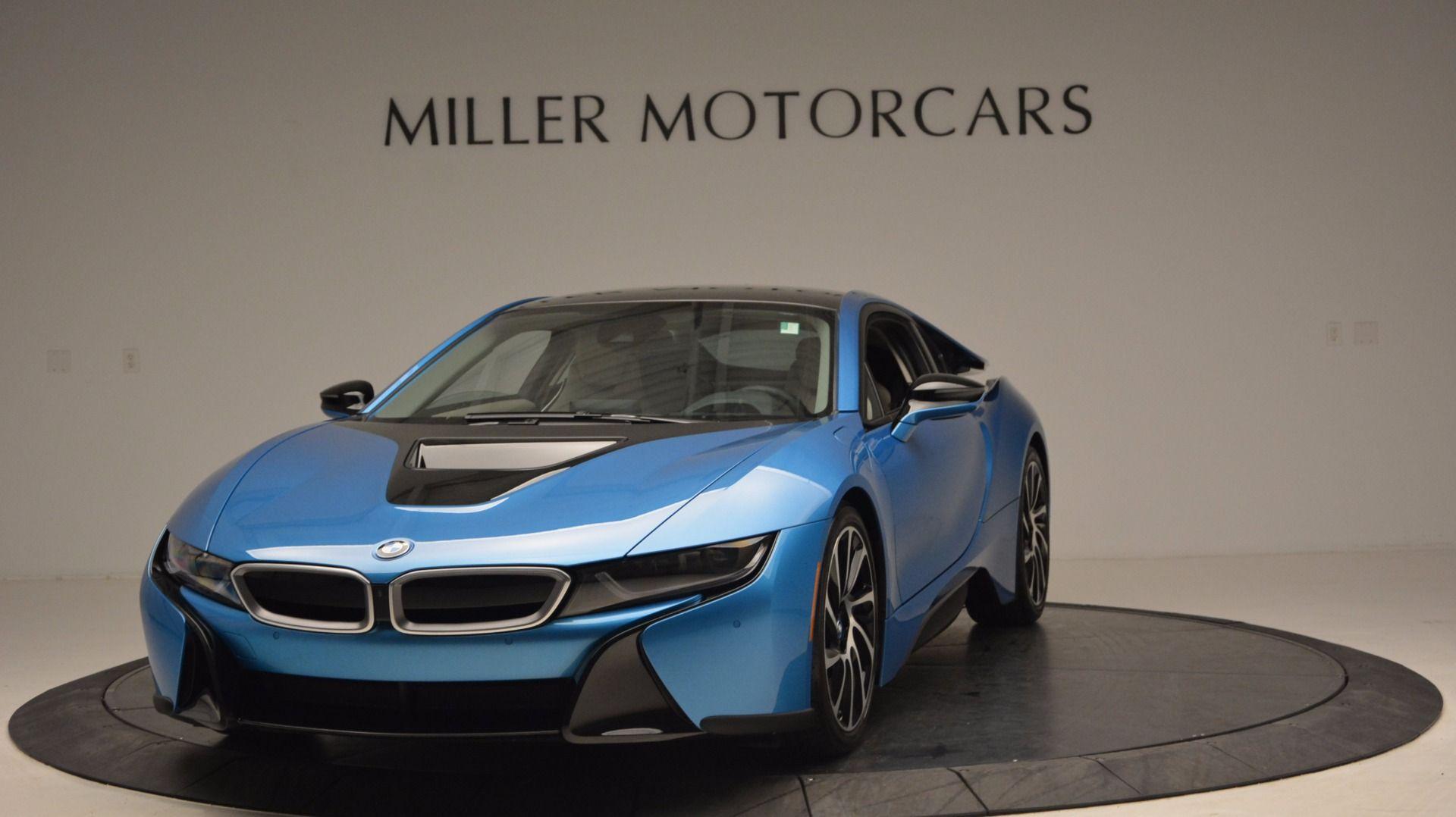Used 2015 BMW i8 Giga World Greenwich, CT Bmw, Bmw