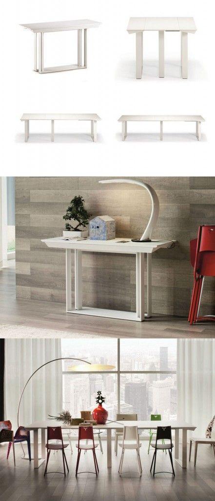 a7c9ab426c54b2ac0dca51e1eee88824 27 Élégant Table A Manger Transformable Hyt4