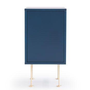 Decotique Vogue Sängbord, Mörkblå inredning billigt online på ...