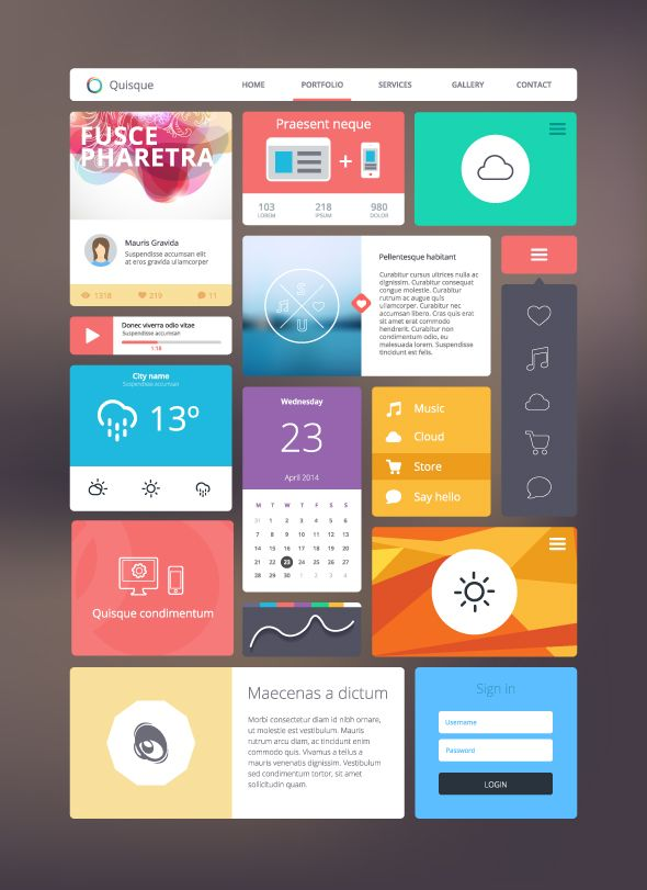 abstract adaptive app application banner business