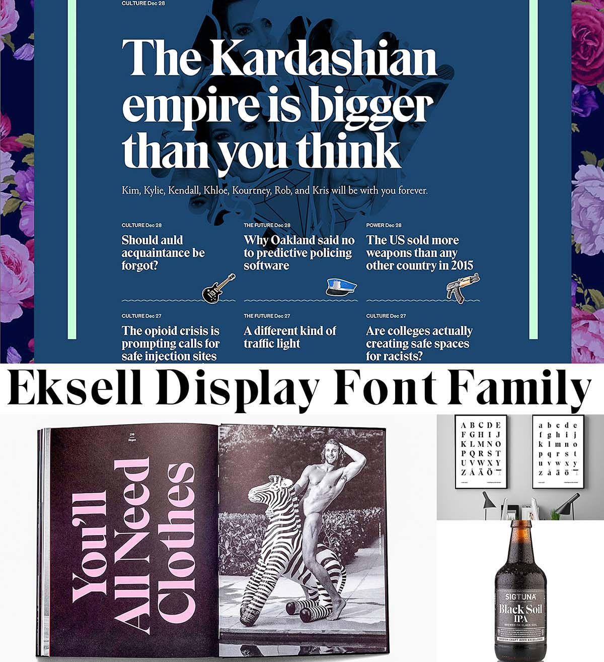 Eksell display font family | FONTS for FREE! | Font family, Fonts
