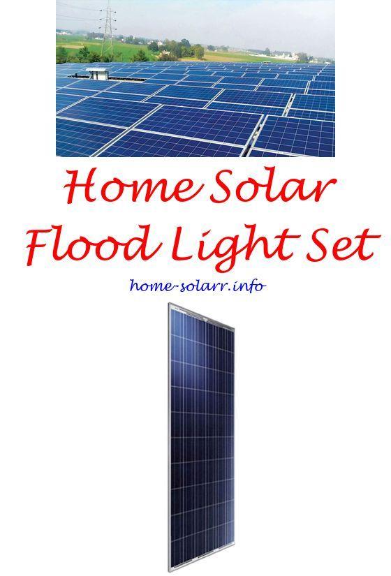 Simple solar hook up