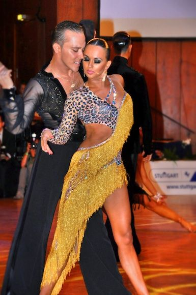 be7e0d39cb gold leopard print. gold leopard print Latin Ballroom Dresses