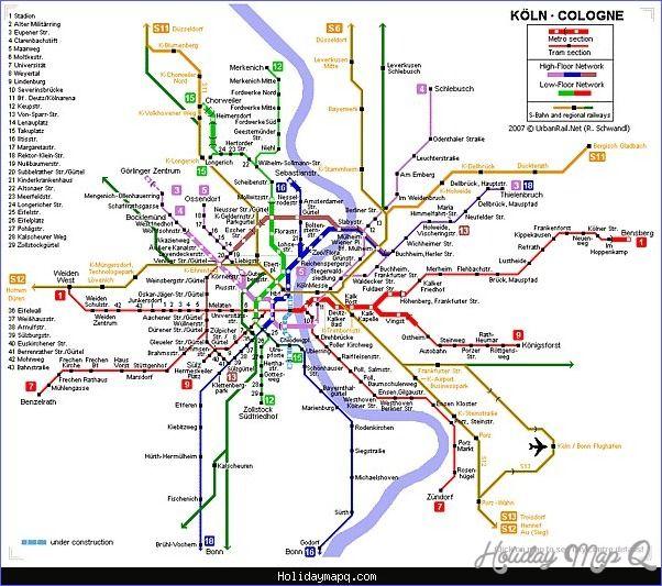 cool EssenDsseldorf Metro Map Holidaymapq Pinterest Jerusalem
