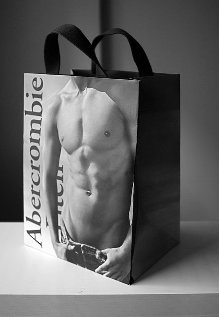 Abercrombie and Fitch shopping bag | Shopping bags