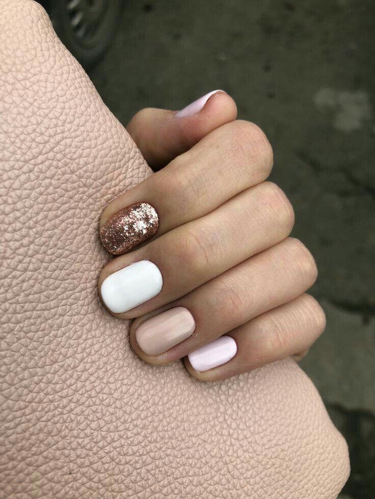 Better Nail Day | Uñas de gel, Uñas rosas