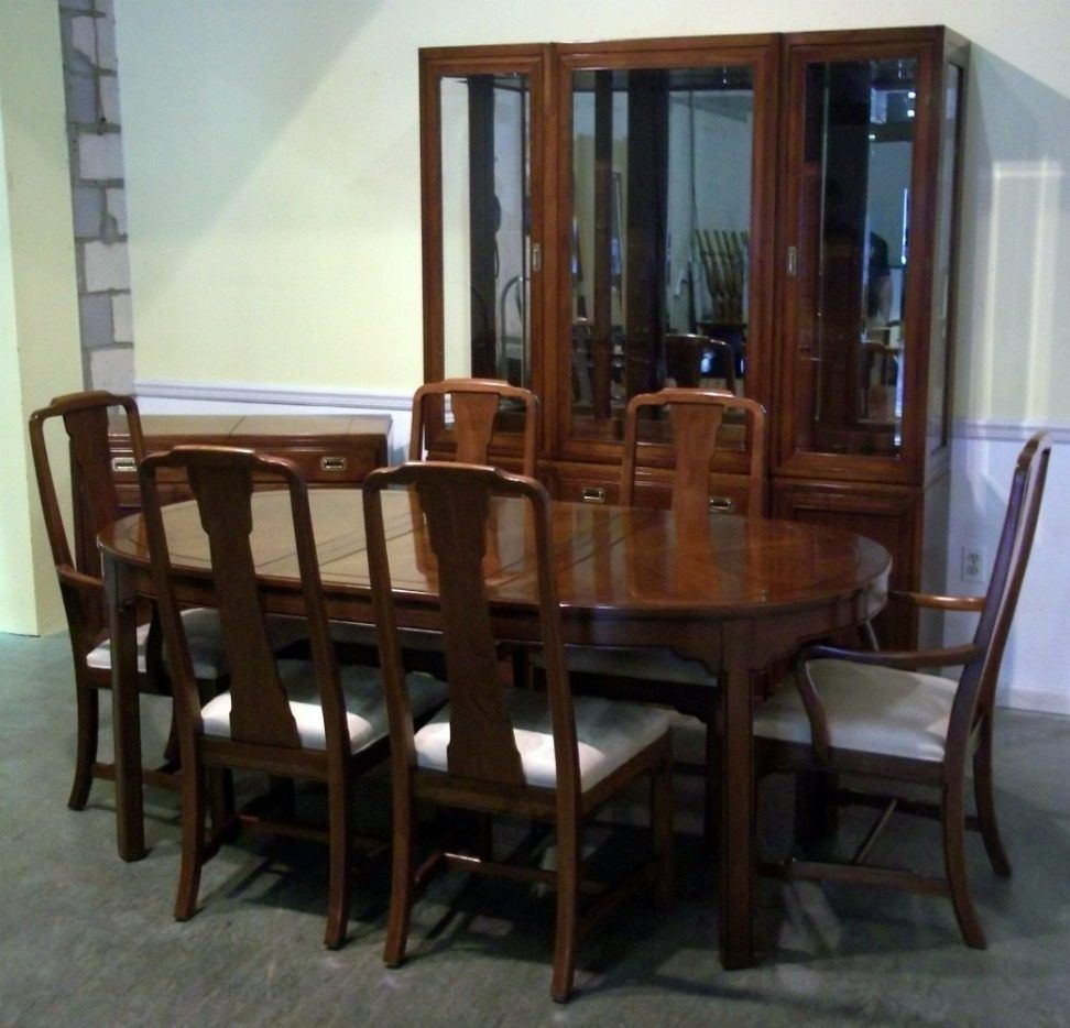 Ethan Allen Dining Room Chairs Craigslist  Cool Furniture Ideas Prepossessing Craigslist Nj Dining Room Set Review