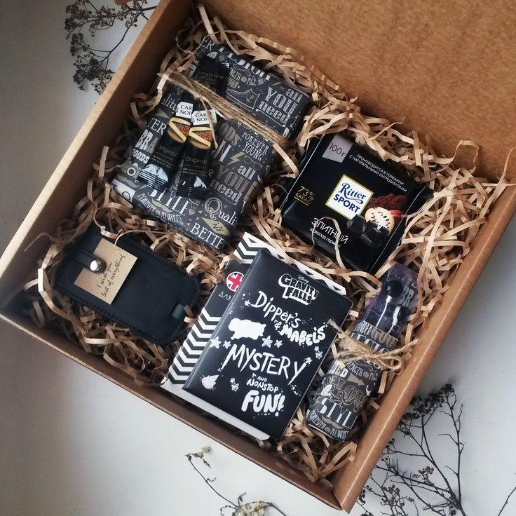 Man gift box. Father's Day Giftbox #gift #giftbox (mit ...
