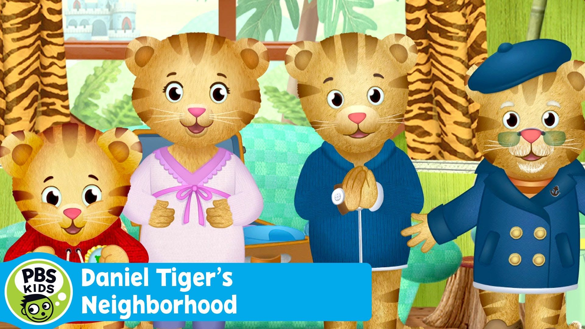 Someone new is coming to PBS KIDS and to a very special hour of ...
