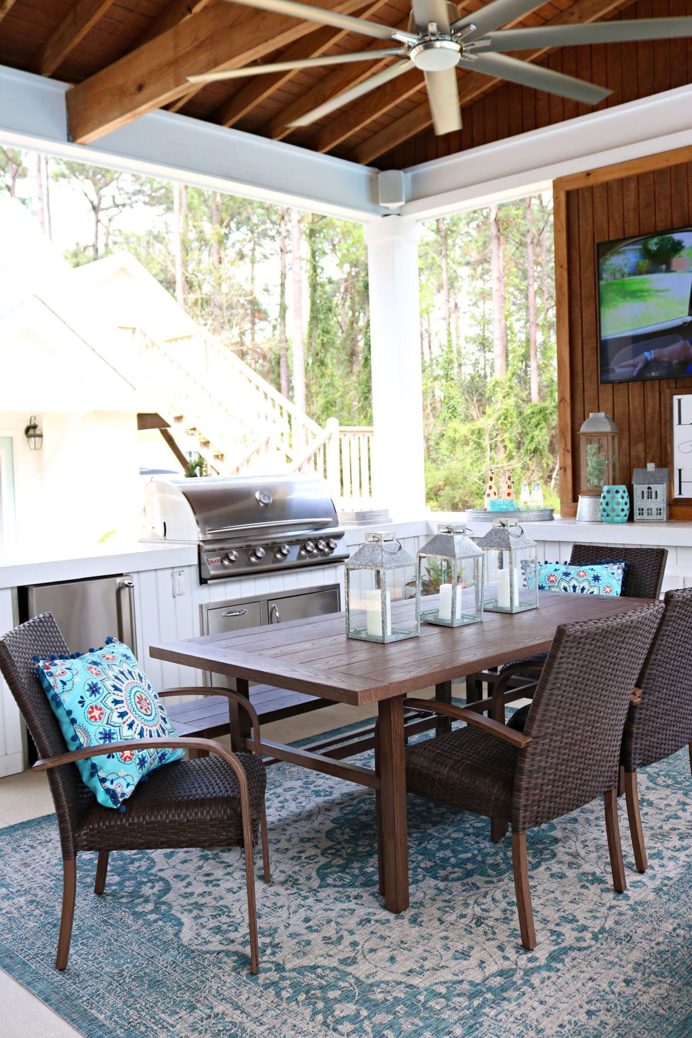 Better homes and gardens palmer lake patio dining set