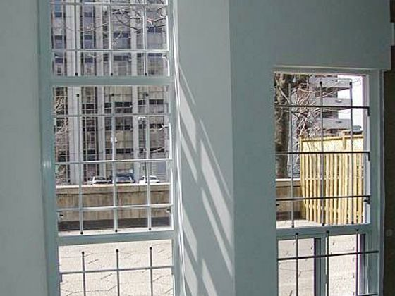 Removable Aluminum Security Bars For Residential Windows And Doors