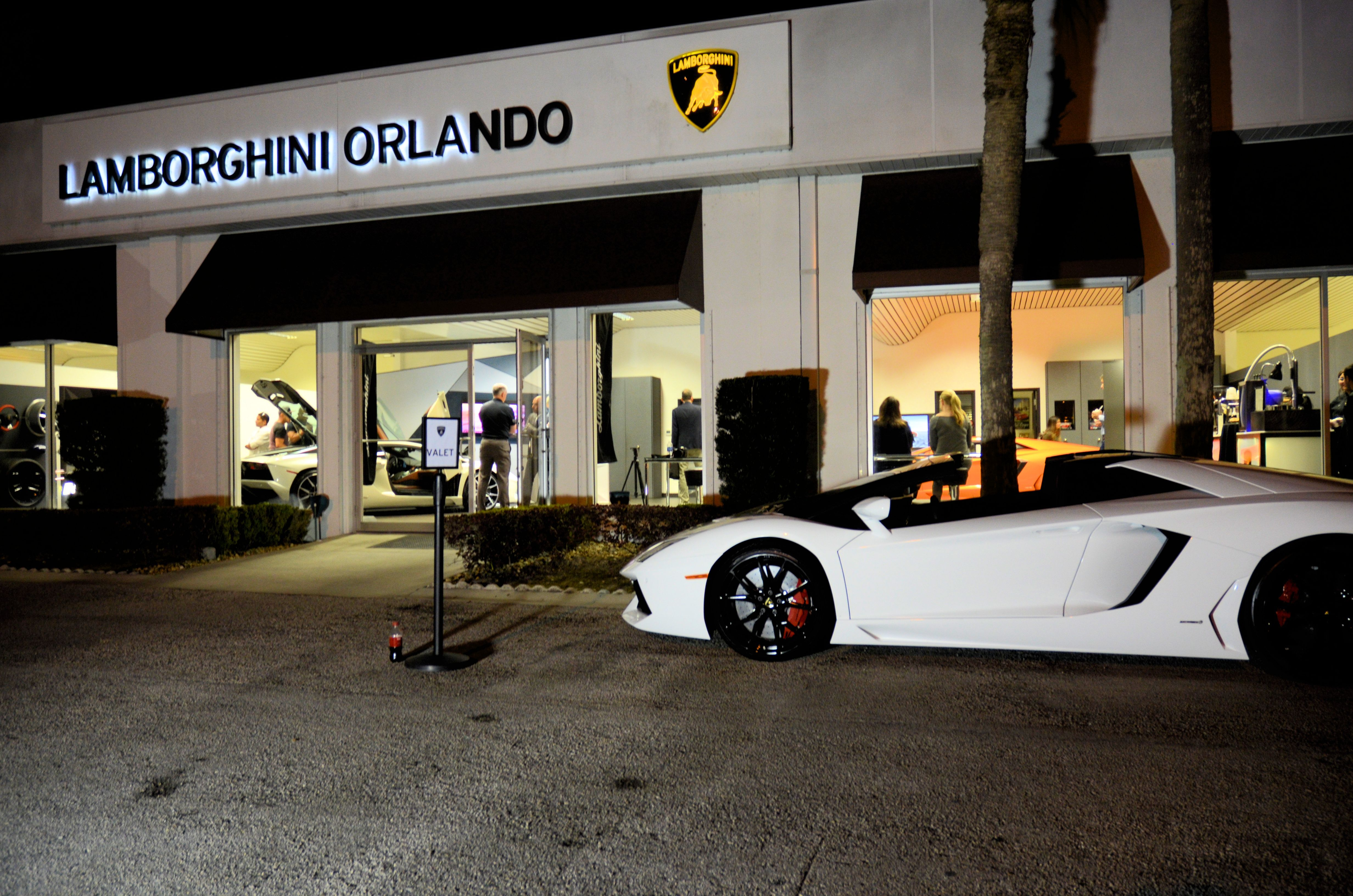 Thanks To Everyone Who Joined Us For Our Vip Launch Event Unveiling Of The Incredible Lamborghini Aventadors This Past Saturday At Fieldsmotorcarsorlando