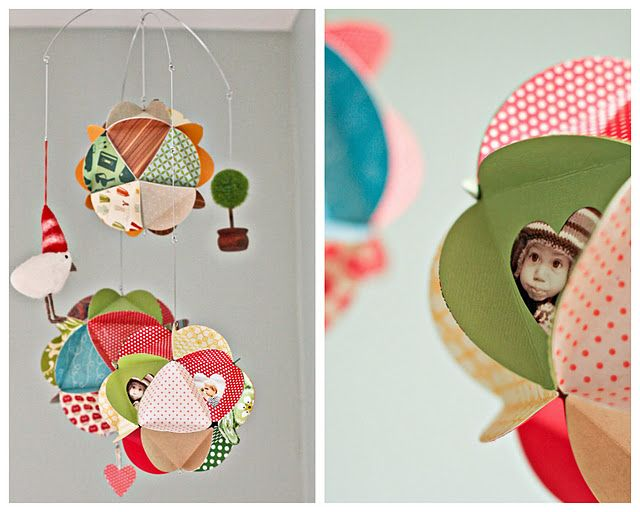 when we have kids, I will be making this for the nursery.. how cool, and totally customizeable