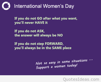 Image result for international women's day quotes   #IWD2017 ...