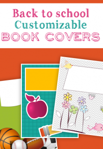 freebie free printable book covers - Kid Free Books