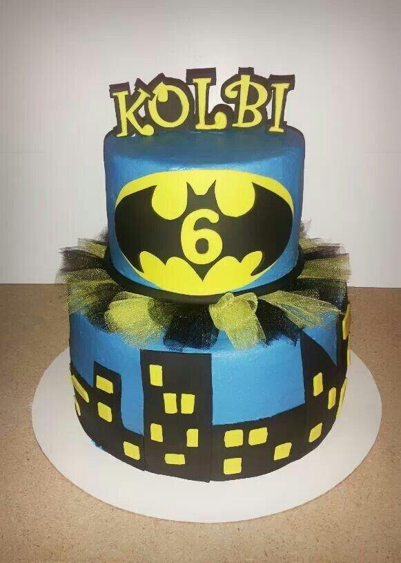 Batgirl Birthday Cake Facebookcakesbyjenhavenar Cakes By