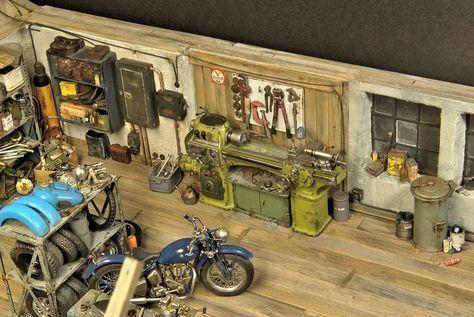 pingl par christian schaeffer sur dioramas pinterest. Black Bedroom Furniture Sets. Home Design Ideas