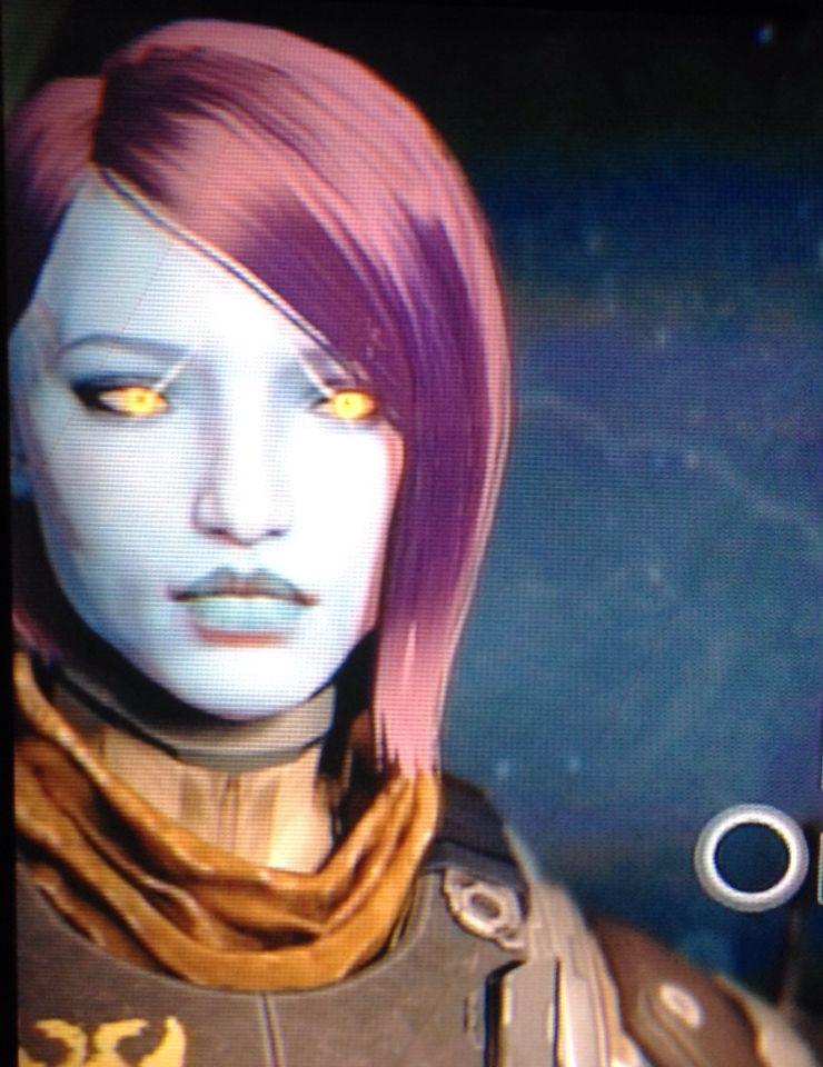 Destiny Awoken Character Creation #hunter #awoken # ...