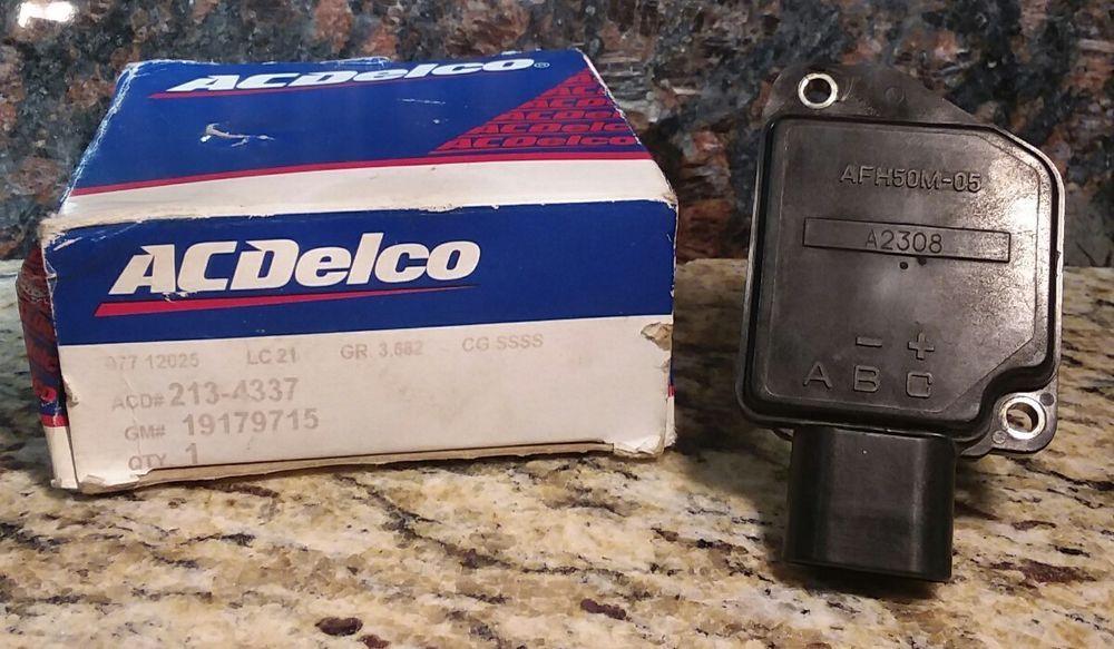 Mass Air Flow Sensor ACDelco GM Original Equipment 213