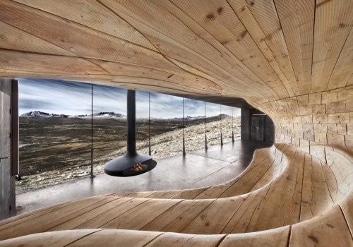 ArchDaily Building of the Year Awards 2011 Tverrfjellhytta