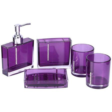 Home Bathroom Accessories Sets