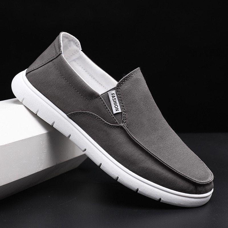 Canvas shoes, Mens casual shoes