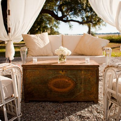 Events Rentals Antique Blamket Trunk Creative Wedding Planning And Event Rentals In Charleston