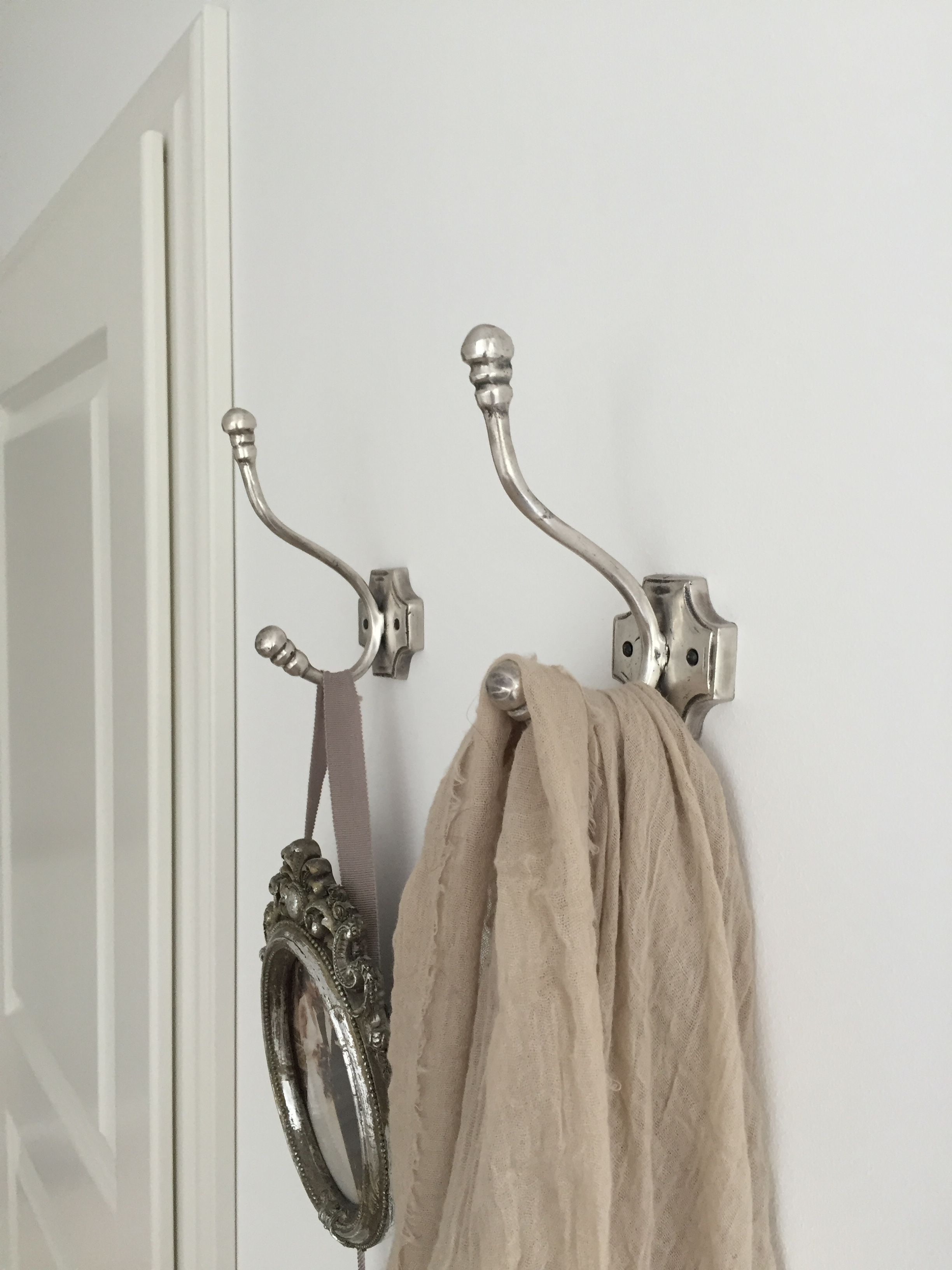 Garderoben Haken Silber 14 95 Www Ambienteathome De