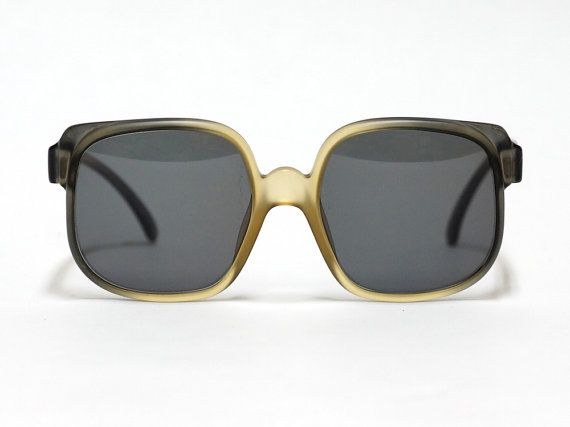 80's vintage sunglasses by Christian Dior - 2017- Optyl quality, made in Germany, NOS condition