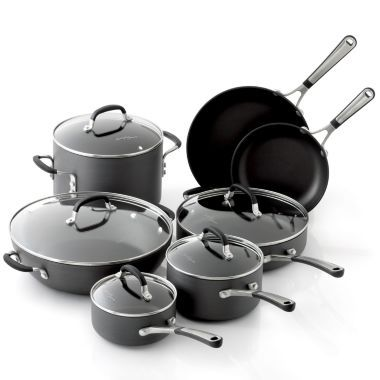 Simply Calphalon® 10-pc. Nonstick Cookware Set + BONUS