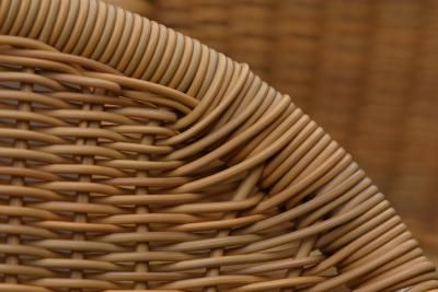 How To Fix The Wicker On The Leg Of A Chair In 2019