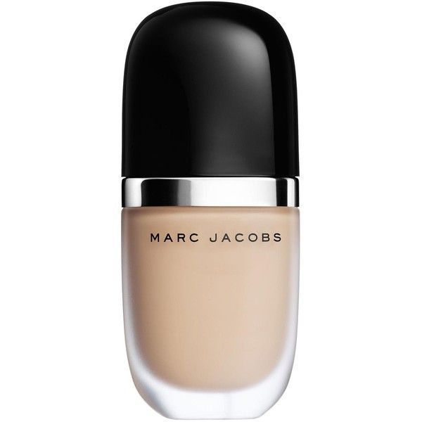 Marc Jacobs Genius Gel Super Charged Foundation ($48) ❤ liked on Polyvore featuring beauty products, makeup, face makeup, foundation, gel foundation, marc jacobs foundation, moisturizing foundation, hydrating foundation and marc jacobs