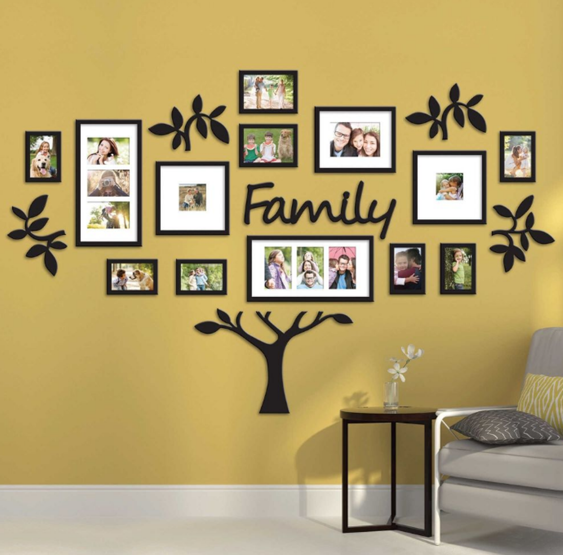5 Family Photo Art Ideas You Will Love – My Home Decor Guide | For ...