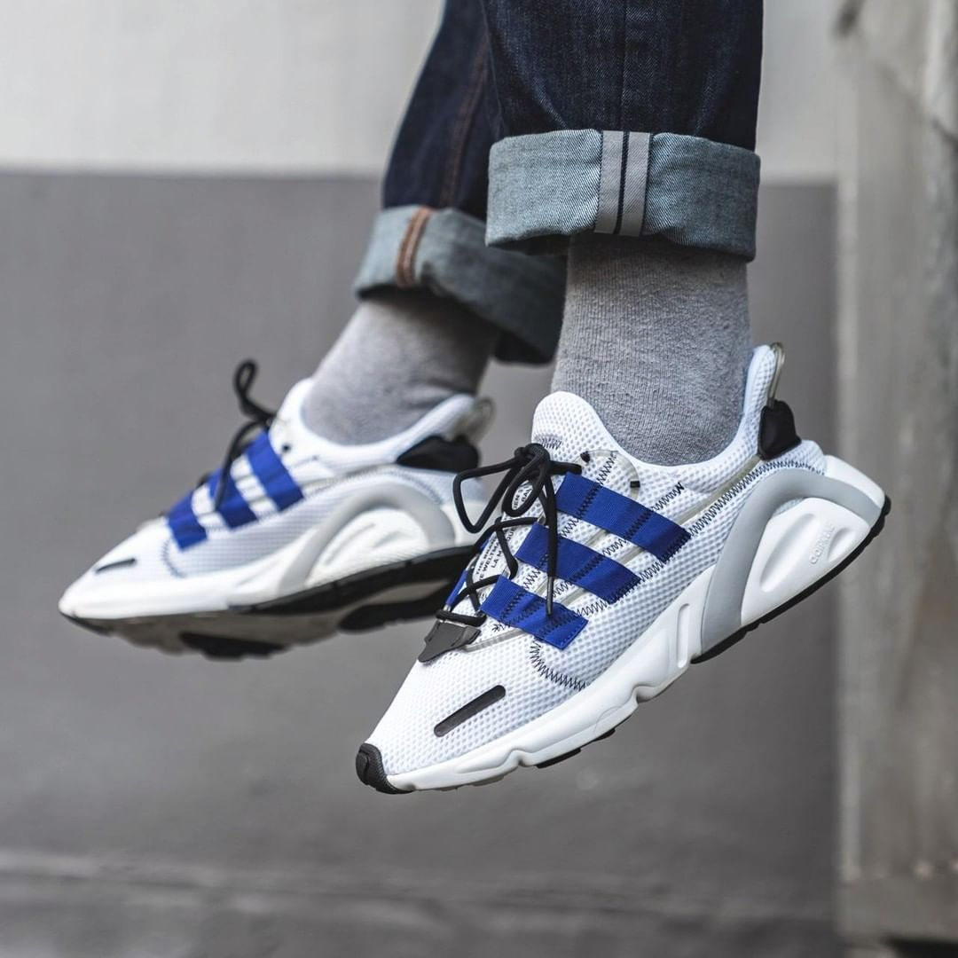 1258e5667f0d Adidas Lxcon White   Blue