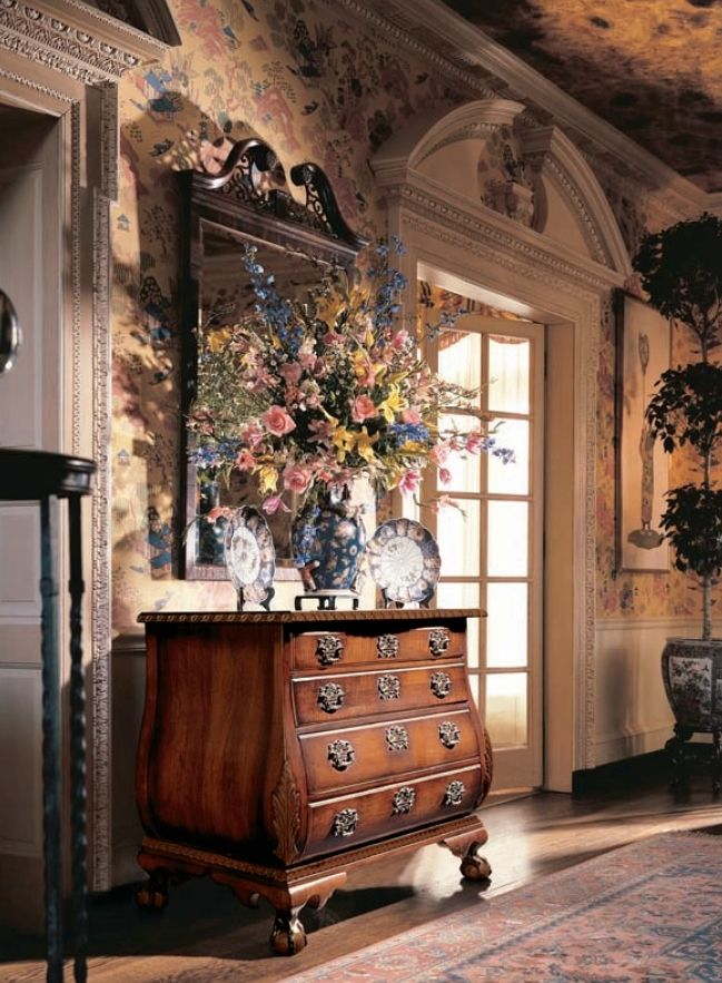 Century Furniture. Traditional Opulence.