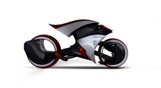 Madella Simone S Tesla E Max Bike Converts Pressure To Power