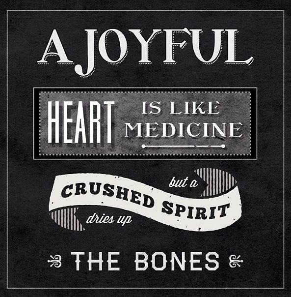 Always have a joyful heart ❤