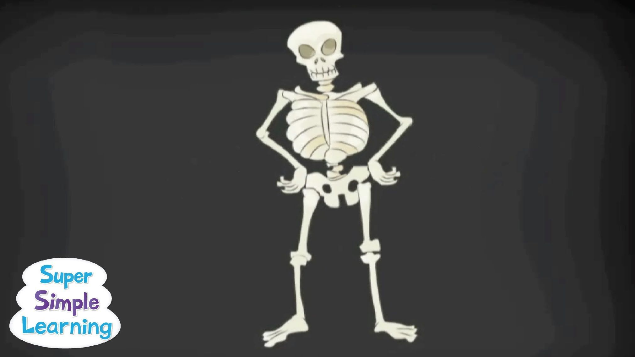 A super simple song for learning parts of the body. Great for ...