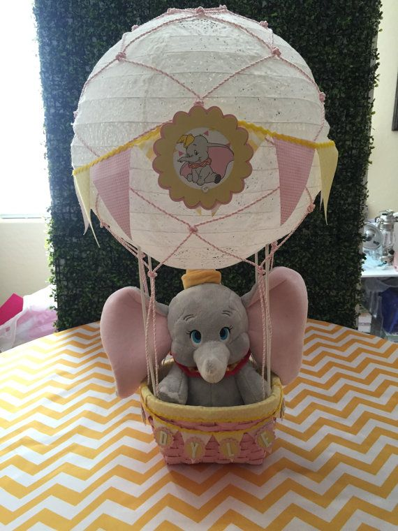 Dumbo Centerpieces By Candypalazio On Etsy Future Party