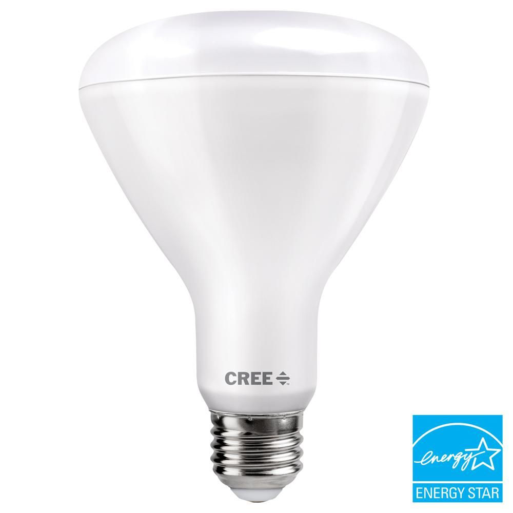 Cree 100w Equivalent Daylight 5000k Br30 Dimmable Exceptional Light Quality Led Light Bulb Tbr30 14050flfh25 12de26 1 11 Led Light Bulb Led Lights Light Bulb