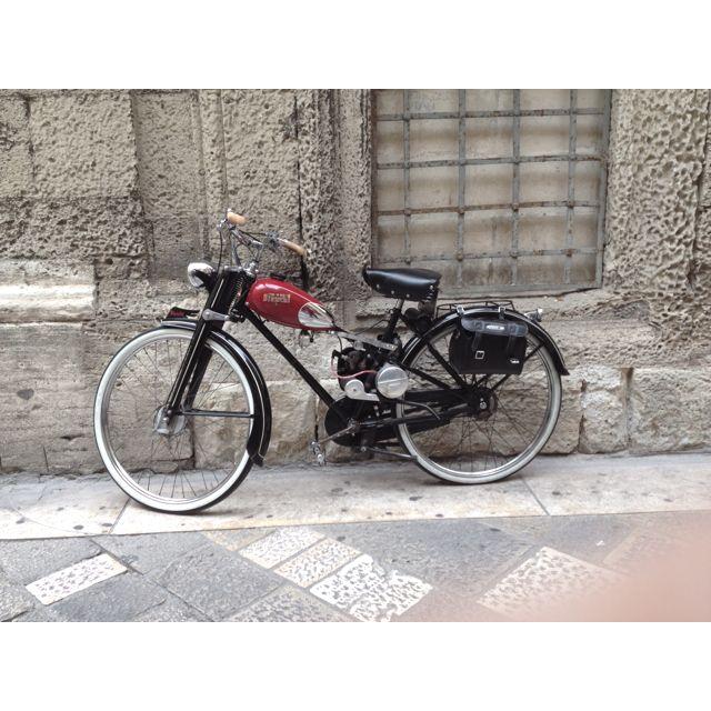 Italian motor bike!