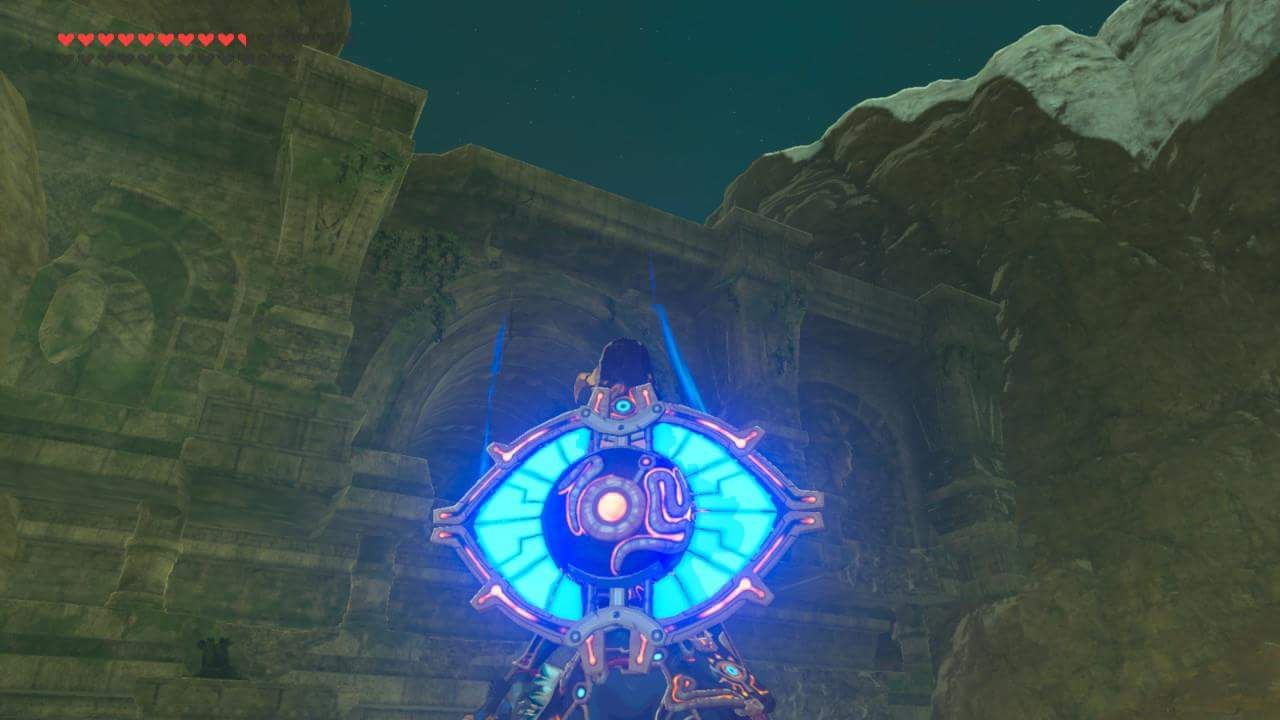 Ancient Guardian Weapon Shield And Bow Durability Breath Of The