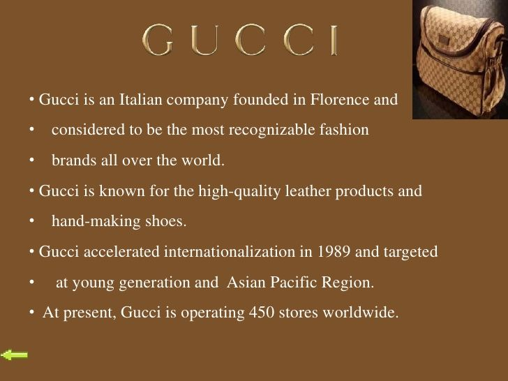 brand analysis all gucci Pinterest Gucci brand and Gucci - pest analysis