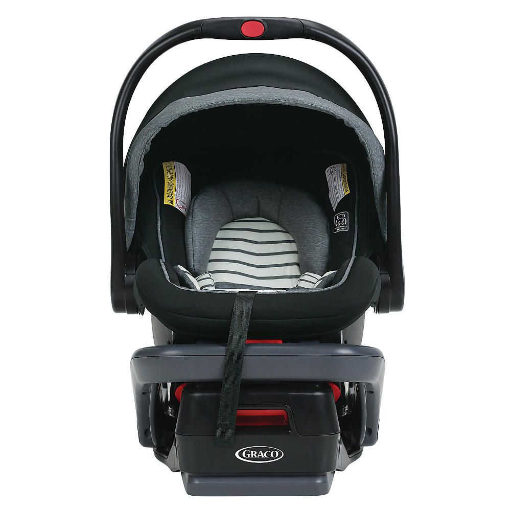 Thats The Sound Of A Secure Install SnugRideR SnugLockTM 35 DLX Infant Car Seat Has Hassle Free Installation Using Either Vehicle Belt Or Latch