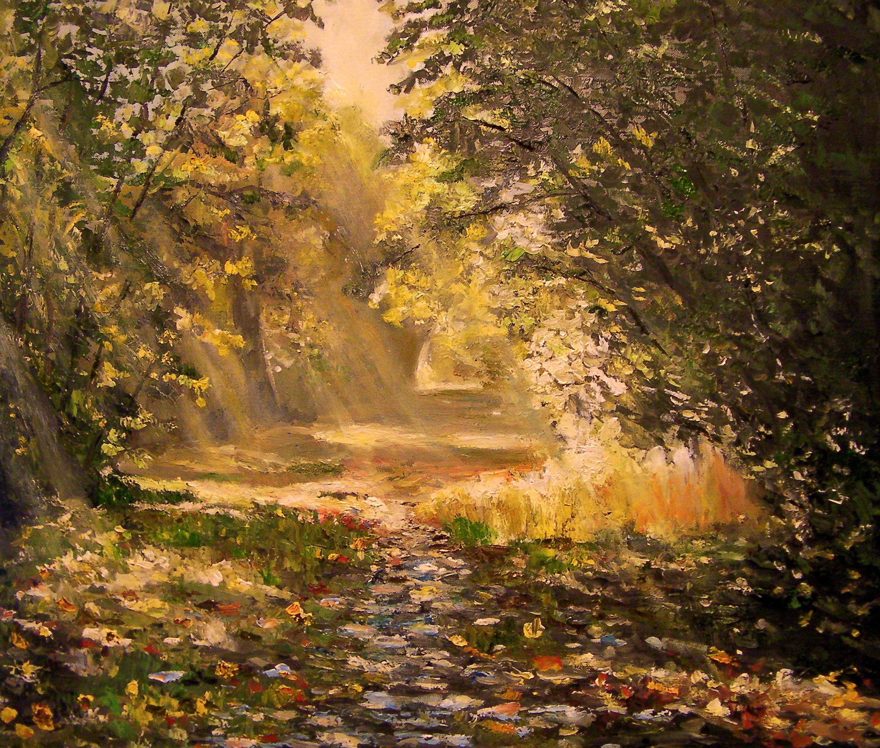 Campagne, peinture | Dipingere, Immagini