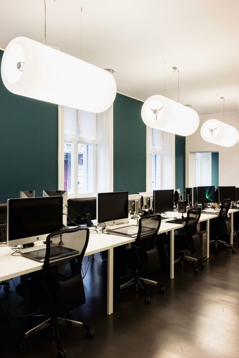 Uffici proxima milano hi lite next office lighting for Ufficio design milano