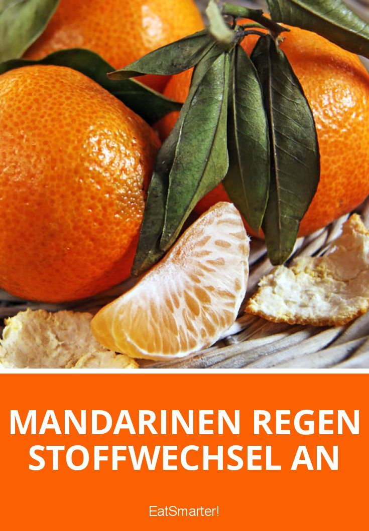 Mandarine Vorteile zur Gewichtsreduktion