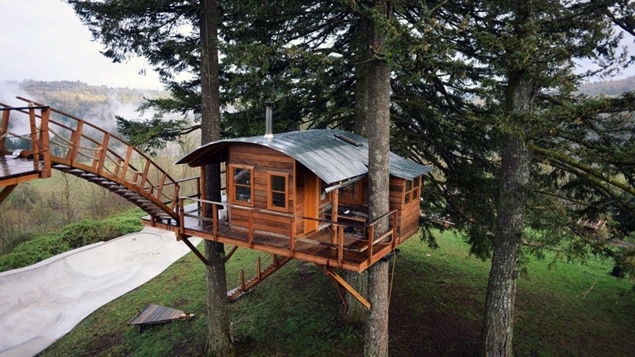 Diy Treehouse Plans Free Inspirational Tree House Floor Plans Free Treehouse Plans And Designs Tree House Designs Tree House Plans Tree House Diy