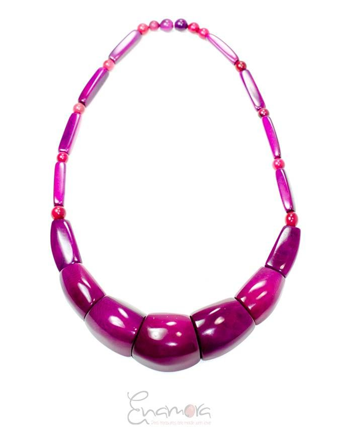 necklace tagua il market statement etsy trade fair jewelry